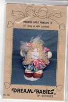 Precious Little Penelope Doll Pattern