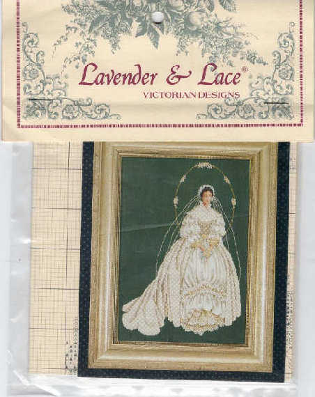 I Thee Wed Cross Stitch Pattern