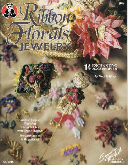 Ribbon Floral Jewelry