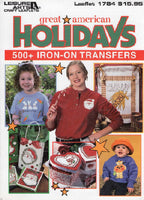 Great American Holidays Iron-ons