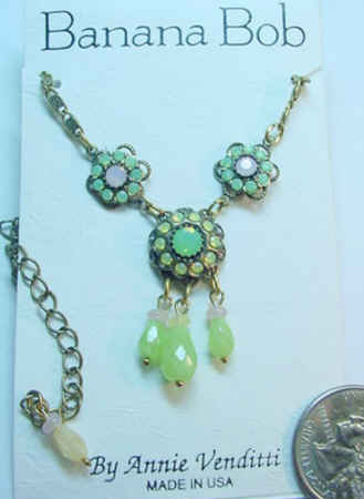 Joyful Beansprout Necklace