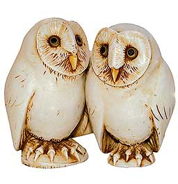 Franklin and Eleanor (Owls) - TJ2NOW