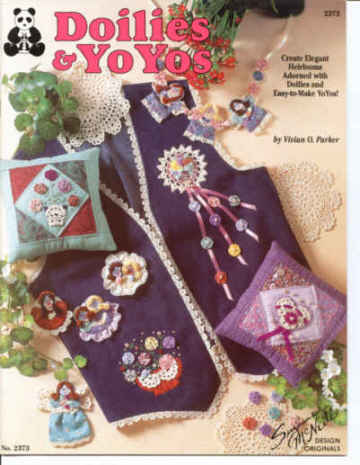 Design Original Doilies & Yo Yo's Craft Book