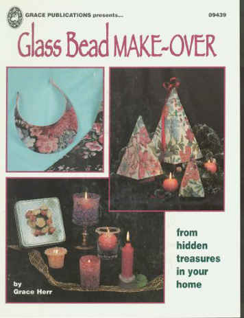 Glass Bead & Decoupage Craft Book
