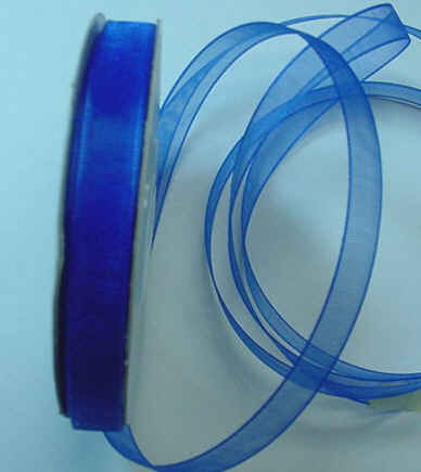 "Royal Organza 3/8"" Ribbon 25 yds"