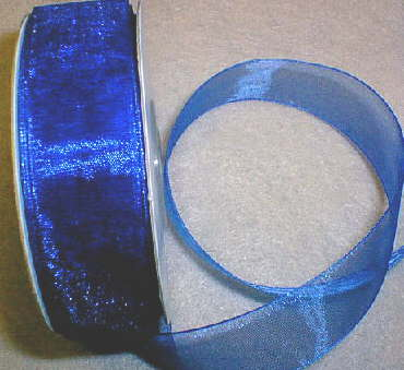 "Royal Organza 7/8"" Ribbon 25 yds"