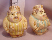 Chefs Salt and Pepper Shakers - SPCH