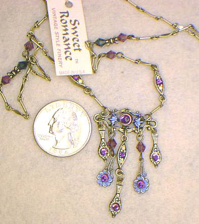 Empress Corinna Necklace