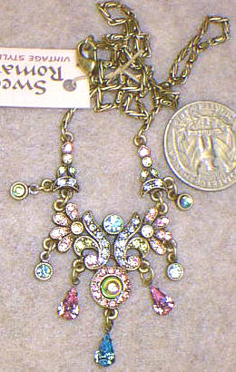 Giselle Necklace - Pastels