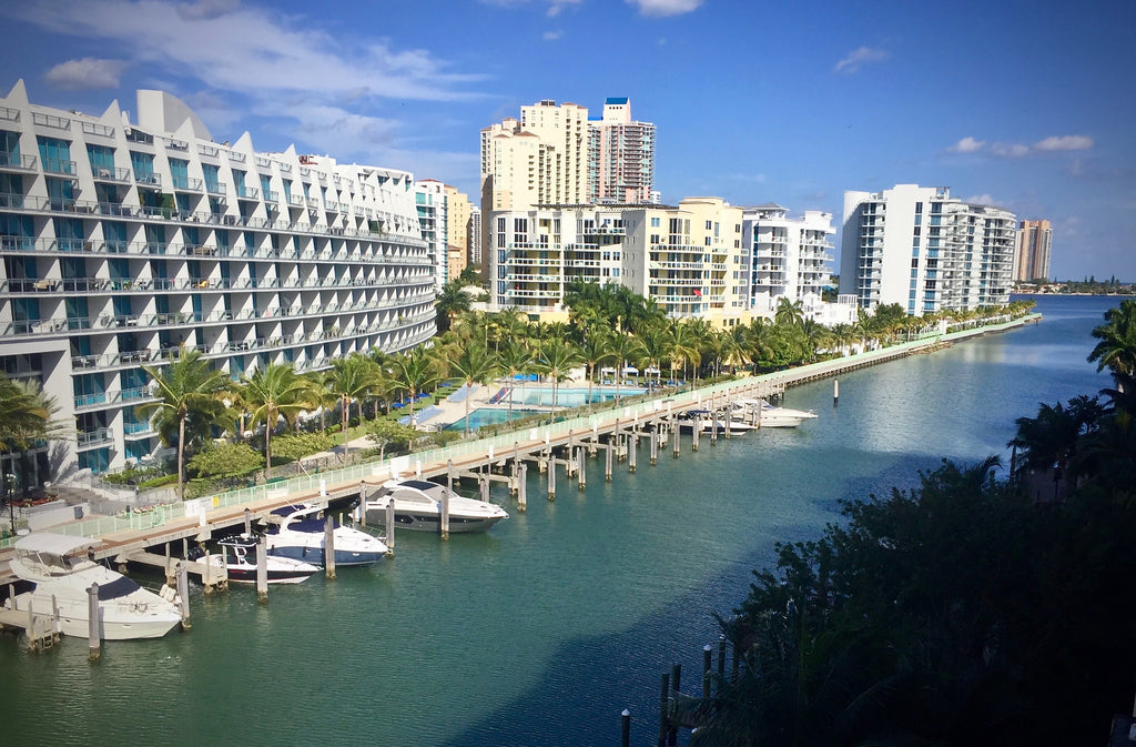 Buy an apartment in Miami and rent