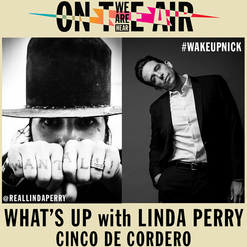 CincoDeCordero!  Linda and co Support 'WakeUpNick'