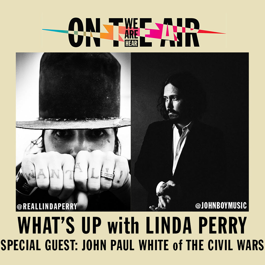 Linda Instantly Connects with John Paul White of The Civil Wars