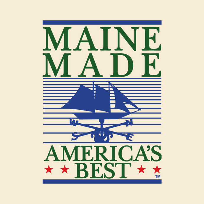 We're now a member of Maine Made!