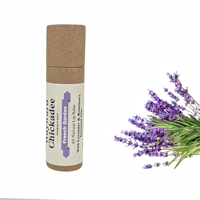 French Garden Lip Balm - Wayward Chickadee
