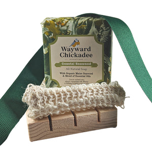 Essentials Bath/Shower Set - Coastal Seaweed
