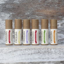 Load image into Gallery viewer, Wholesale Plain & Simple Lip Balm (Retail $4.00) - Wayward Chickadee, handcrafted in Maine