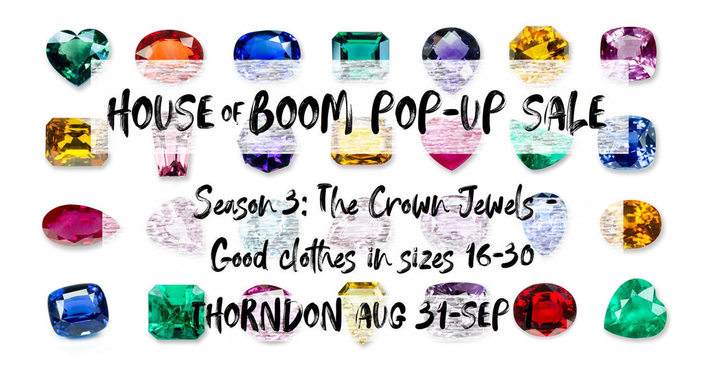 Season three pop-up shop
