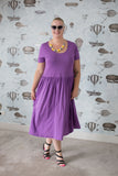DEMELZA dress - lilac