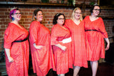 fat babes in red sack dresses