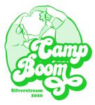 Camp Boom ticket