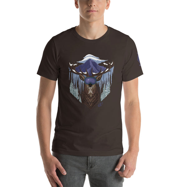 Winter is here -Short-Sleeve Unisex T-Shirt