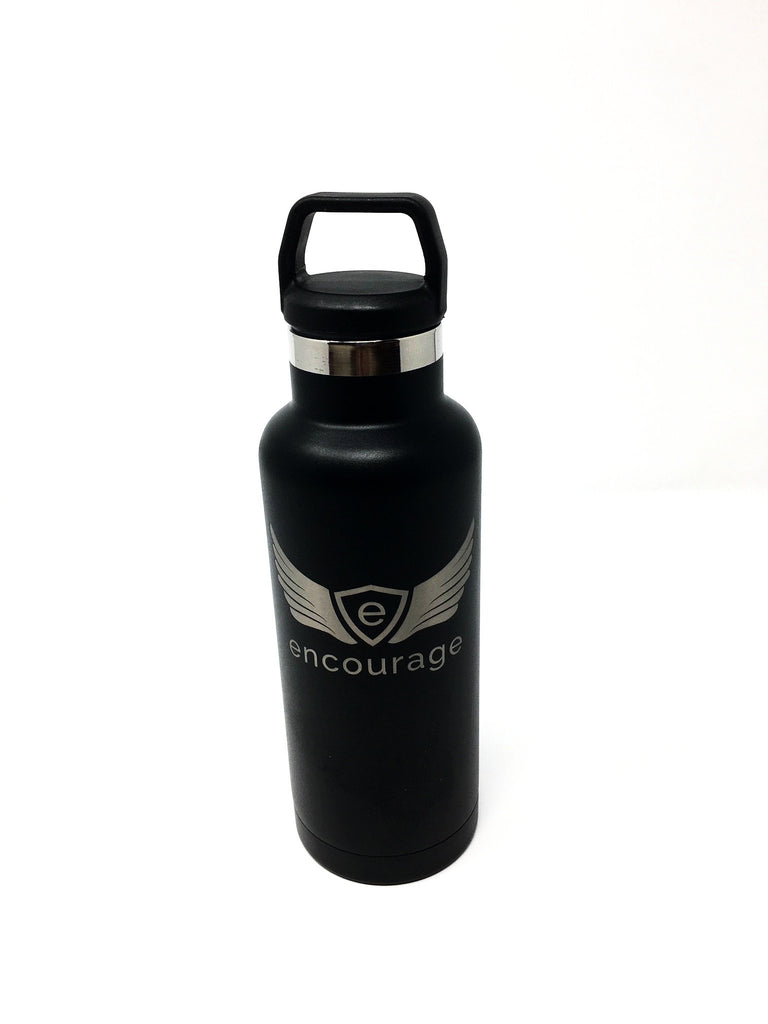 Stainless Steel Leak Proof Sports Water Bottle