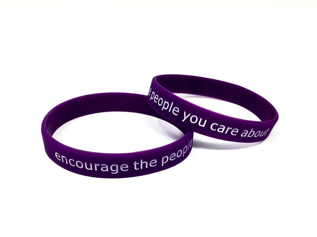 Encourage the People You Care About, Wrist-Band