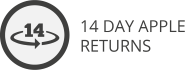 14 Day Apple Returns