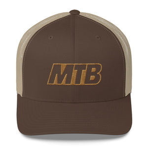 "MTB ""Dirty"" Trucker Hat"