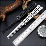 Butterfly Knife Comb