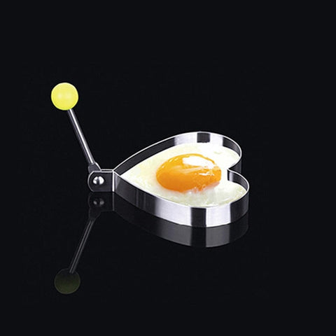 Stainless Steel Egg Shaper Egg Moulds