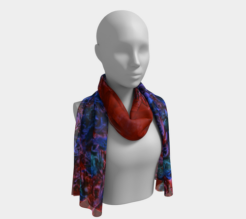 Long Scarf - Guirado Design