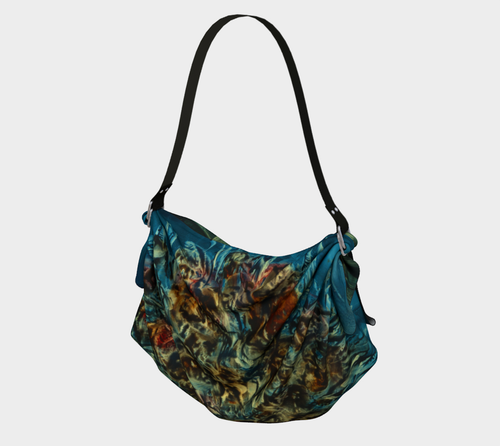 Scarf Tote Bag - Guirado Design