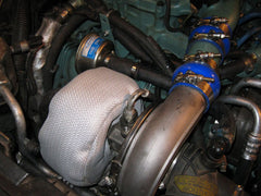 6.5L Diesel Turbo Charger (A-Team) - Updated Intake!