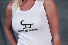 Walking J Designs Ladies Tank