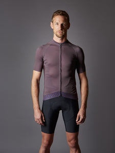 Jenson Button in our LÉGER DTLA - cycling jersey