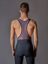 Load image into Gallery viewer, Léger Los Angeles Grey Cycling Bib Shorts. Performance Bib Shorts. Cycling shorts. Road Cycling. Leger LA
