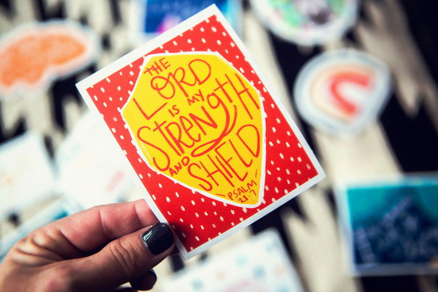 Sticker Folk - Monthly Subscription - Kingfolk Co