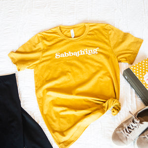 Sabbath'ing T-shirt - Kingfolk Co