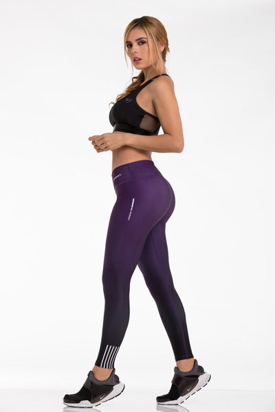 Leggings Purple G