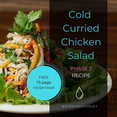 Cold Curried Chicken Salad