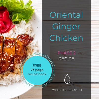 Oriental Ginger Chicken