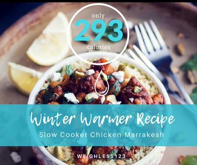 Slow Cooker Chicken Marrakesh