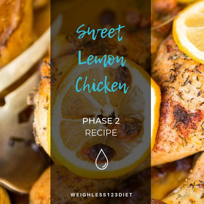 Sweet Lemon Chicken