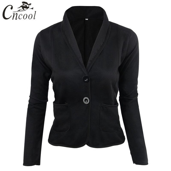 ladies Blazer Plus size s-6xl Europe Style wind casual long sleeve fashion Slim thin temperament suit jacket