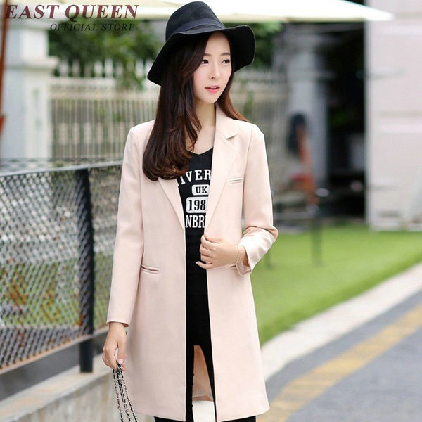 Blazer femme women office uniform designs women female blaser long sleeve ladies blazers 2017   KK970 H