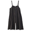 Sleeveless Autumn Casual Rompers 2020 Spring Women Jumpsuit Wide Leg Long Pants Black Stripe Backless Suspenders Playsuit