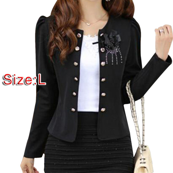 EAS women summer style clothing outerwear slim women coat jacket feminine women blazer