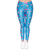 Unicorn Party Series Leggings Women Colorful Digital Print Sexy Plus Size Leggins Casual Workout Fitness Pants