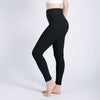 Sexy Push Up Workout Black Leggings Women High Waist Leggins Wrinkle Absorbent Breathable Pants Fashion Fold Women Leggings